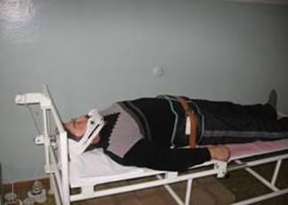 точечный массаж больным инсультом